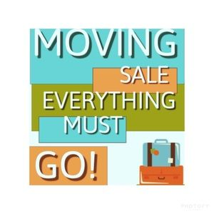 Accessories - Moving Sale
